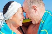Das Alter ist kein Kriterium bei der Liebe. (Bild: 50Plus.ch)