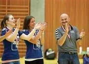 Damian Gwerder hat mit dem LK Zug sechs Titel gewonnen (im oberen Bild der Meistertitel 2015) und dabei viele Gesichter gezeigt. (Bilder: Stefan Kaiser (3), Philipp Schmidli, Michael Wyss)