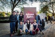 Das letzte Treffen der Voyeure in dieser Saison: Auf dem Programm stand «Adams Äpfel» am Theater St.Gallen. (Bild: Michel Canonica)