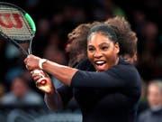 Serena Williams lässt sich auch als Mutter noch für das Tennis begeistern (Bild: KEYSTONE/AP/KATHY WILLENS)