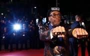 Hass oder Liebe? Vom Publikum gab es vor allem Letzteres: Regisseur Spike Lee bei den Filmfestspielen in Cannes. (Ian Langsdon/EPA, 14. Mai 2018)