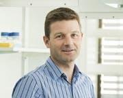 Der Luzerner Zellforscher Marc Bühler. (Bild: PD)