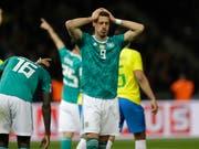 Keine Zukunft in der deutschen Nationalmannschaft: Sandro Wagner (Bild: KEYSTONE/AP/MICHAEL SOHN)