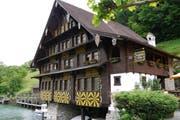 Seelisberg konnte eine Rückstellung für das Treib-Haus vornehmen. (Bild: Archiv UZ)