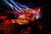 Die «Haçienda Classiçal» hat auch schon in der bekannten Royal Albert Hall in London stattgefunden. Bild: PD