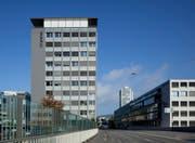 Der «Torre» in Baden gehört unter anderem ins Portfolio von Züblin. (Bild: PD)