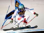 Regelmässiger Weltcuport: Im Dezember fuhren die Skistars um Wendy Holdener in Courchevel einen Parallel-Slalom (Bild: KEYSTONE/AP/GABRIELE FACCIOTTI)
