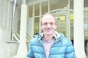 Roland Thaler (53), Magaziner, St.Gallen.