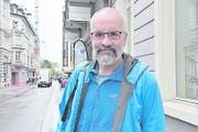 Urs Huber (52), Treuhänder, Flawil.