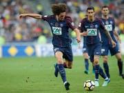 Kein Platz in Frankreichs WM-Team: Adrien Rabiot (Bild: KEYSTONE/AP/MICHEL EULER)