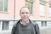 Paul Hädener (58), Verwaltungsangestellter, St.Gallen.