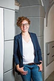 Nadja Räss: Jodlerin mit Appenzeller Wurzeln. (Bild Mareycke Frehner)