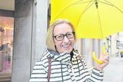 Beatrice Schwizer (65), Arztgehilfin, St.Gallen.