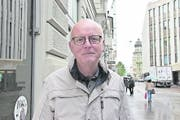 Stephan Kaufmann (72), Pensionär, St.Gallen.