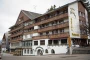 Das Hotel Hirschen in Wildhaus. (Bilder: Ralph Ribi)