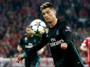 Cristiano Ronaldo macht Steueramt Millionen-Angebot (Bild: KEYSTONE/EPA/RONALD WITTEK)