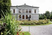 Der Kunklerbau im Stadtpark soll für die Kunst fit gemacht werden. (Bild: Mareycke Frehner)