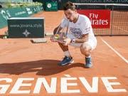 Kehrt nach seinen zwei Siegen in den letzten beiden Jahren ans Geneva Open zurück: Stan Wawrinka (Bild: KEYSTONE/SALVATORE DI NOLFI)