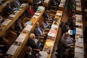 Nicht nur Stadtparlamentarier können in St.Gallen mit Vorstössen politisch aktiv werden. (Bild: Benjamin Manser)