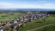 In Untereggen musste das halbe Dorf am Freitagmorgen ohne Strom auskommen. (Bild: Michel Canonica)