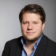 Sebastian Züst will in den Altdorfer Regierungsrat. (Bild: Dani Schulthess)