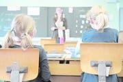 Unterrichten ist so beliebt wie nie: Das zeigen die neusten Zahlen der Pädagogischen Hochschulen. Symbolbild: Boris Bürgisser (27. März 2018)