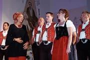 Würze und Schwung im sechsten Festivalkonzert mit viel Frauenpower und internationalem Flair. (Bild: Peter Küpfer)