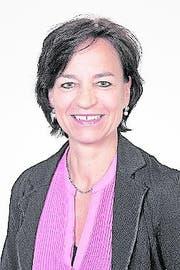 Irène Wüest Häfliger. | Bild: PD