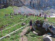 Der Haldi-Berglauf gilt als Berglaufklassiker. (Bild: PD)