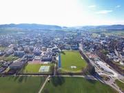 Sirnach ist für kommende Investitionen wie in die neue Dreifachturnhalle in der Schulanlage Grünau gut aufgestellt. (Bild: Olaf Kühne)