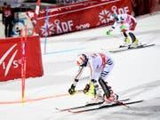 Der Parallel-Slalom wird per 2021 ins WM-Programm integriert (Bild: KEYSTONE/EPA TT NEWS AGENCY/PONTUS LUNDAHL/TT)