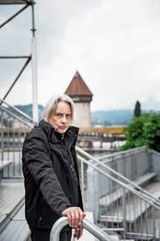 Er bewundert unsere Theaterszene: Regisseur Thomas Schulte-Michels. (Bild: Manuela Jans-Koch (17. Mai 2018))