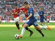 Matchwinner für Chelsea: Eden Hazard (Bild: KEYSTONE/AP/RUI VIEIRA)