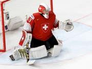 Leonardo Genoni spielte an der WM in Dänemark bisher stark auf (Bild: KEYSTONE/SALVATORE DI NOLFI)