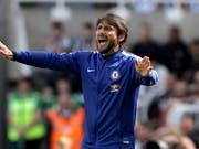 Im Cupfinal wohl zum letzten Mal an der Seitenlinie von Chelsea: Coach Antonio Conte (Bild: KEYSTONE/AP PA/OWEN HUMPHREYS)