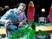 """Der Euripides-Zyklus """"Beute Frauen Krieg"""" des Schauspielhauses Zürich ist zum renommierten Berliner Theatertreffen eingeladen. (Bild: Pressebild)"""