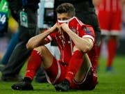 Bayern München und Robert Lewandowski verpassten trotz klarem Chancenplus den Einzug in den Champions-League-Final (Bild: KEYSTONE/AP/PAUL WHITE)