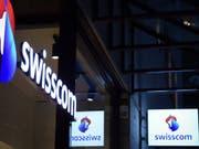 Mehr Umsatz und mehr Gewinn: Die Swisscom sieht sich auf Kurs zum Jahresbeginn. (Bild: KEYSTONE/MELANIE DUCHENE)