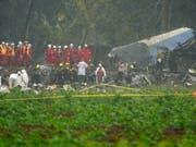 Das Boeing-Flugzeug des Typs 737 zerschellte nach dem Start nweit des internationalen Flughafens von Havanna auf Kuba. 110 Menschen an Bord kamen ums Leben. (Bild: KEYSTONE/AP/RAMON ESPINOSA)