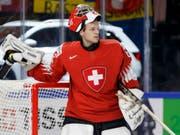 Leonardo Genoni soll die Schweiz zum WM-Titel hexen (Bild: KEYSTONE/SALVATORE DI NOLFI)