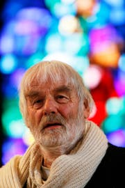 Pastor Ernst Sieber in 2007. (Photo: Steffen Schmidt / Keystone)