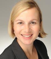 Barbara Wicki, 45, wird ab 1. Oktober neue Leiteirn des Volkswirtschaftsamts des Kantons Obwalden