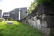 Verwaltungsgebäude des Kantons Obwalden. Bild Corinne Glanzmann