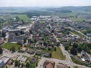 Einen richtigen Dorfplatz hat Eschlikon zwar nicht, bald aber einen digitalen. (Bild: Olaf Kühne)