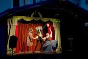 Das vergangene Programm der Buffpapiers: «Le petit Cabaret Grotesque».