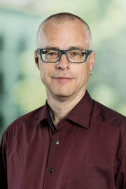Alan Schmid, Projektleiter St.Galler Kinderfest.