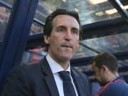 Unai Emery heisst der neue Trainer von Arsenal (Bild: KEYSTONE/AP/DAVID VINCENT)