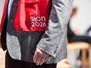 Sollte die Schweiz den Zuschlag für die olympischen Winterspiele 2026 erhalten, möchte der Bundesrat das Megaprojekt mit bis zu 994 Franken aus der Bundeskasse unterstützen. (Bild: KEYSTONE/DOMINIC STEINMANN)