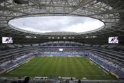 Wenn es nach Regula Rytz (Grüne) und Fabian Molina (SP) geht, sollen die russischen Stadien während der WM leer bleiben.