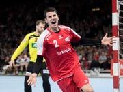 Andy Schmid kehrt ins Schweizer Nationalteam zurück (Bild: KEYSTONE/ENNIO LEANZA)